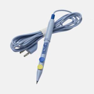 Retract, Elkirurgi håndtag med integreret nåleelektrode