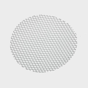 Mesh, Macroporous, light, round, Ø6